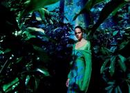 H Hiandra Martinez φωτογραφίζεται για τον Πλανήτη Γη! (φωτο)