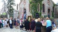 Κλειστό και το εκκλησάκι του Απόστολου Θωμά στην Καστροπολιτεία της Πάτρας