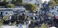 Ανακύκλωση πλαστικών από πρόσφυγες και μετανάστες στη Μόρια
