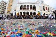 8 εκατομμύρια ευρώ έχασε η αγορά της Πάτρας στο φετινό καρναβάλι από τον κορωνοϊό