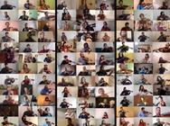 Ο «μπάλος της καραντίνας» από 100 βιολιά! (video)