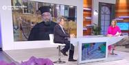 Ιερέας ομολόγησε πώς κοινώνησε πιστούς εν μέσω πανδημίας (video)
