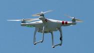 Έστειλε το drone του για… ψάρεμα (video)