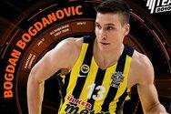Ο Μπόγκνταν Μπογντάνοβιτς στην All Decade Team της Euroleague