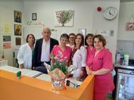 Πάτρα - Το Σωματείο Ιπποκράτης μοίρασε λουλούδια στις μαίες του νοσοκομείου 'Άγιος Ανδρέας'