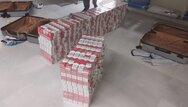 Πάτρα: Kατασχέθηκαν 500 πακέτα λαθραίων τσιγάρων
