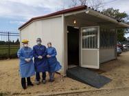 Κέντρο Υγείας Κάτω Αχαΐας - Δημόσια λογοδοσία εν μέσω πανδημίας (φωτο)
