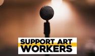 Το Support Art Workers συγκροτήθηκε και στην Πάτρα - Το 'κάρβουνο' θα μείνει αναμμένο!