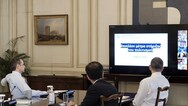 Μητσοτάκης: Τηλεδιάσκεψη για τη στήριξη των ανθρώπων του πολιτισμού