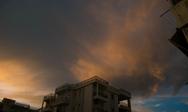 Τα «παιχνίδια» των συννέφων στον ουρανό της Πάτρας (video)