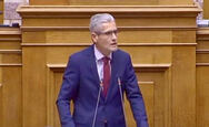 Ο Άγγελος Τσιγκρής φέρνει στη Βουλή τα αιτήματα των καταστηματαρχών εστίασης και αναψυχής