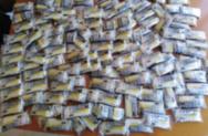 Κατασχέθηκαν 20.680 πακέτα λαθραίων τσιγάρων - Δύο συλλήψεις στην Πάτρα