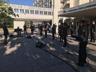 Πάτρα - Η χορωδία της ΕΡΤ 'πλημμύρισε' με μελωδίες το Νοσοκομείο του Ρίου (φωτο+video)