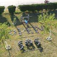 Μια πρωτότυπη διαμαρτυρία με βαράκια από γυμναστήριο στις Σέρρες