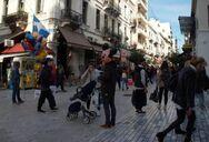 Χαρούμενη μέρα - Η αγορά της Πάτρας κάνει restart, η πνοή της πόλης επανέρχεται