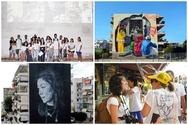 Πάτρα - Έρχεται το πιο 'χρωματιστό' Street Αrt festival