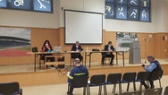 Πάτρα: Συνεδρίασε το Σ.Τ.Ο. για λήψη μέτρων για την πρόληψη δασικών πυρκαγιών (φωτο)