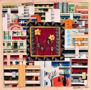 Με έκθεση του Β. Καρακατσάνη επαναλειτουργεί η Cube Gallery