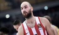 Euroleague - Ο Βασίλης Σπανούλης στην κορυφαία ομάδα της δεκαετίας 2010-2020