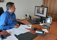 Δυτ. Ελλάδα: Σε τηλεδιάσκεψη με Αντιπεριφερειάρχες Αγροτικής Ανάπτυξης συμμετείχε ο Θ. Βασιλόπουλος