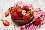 Τα οφέλη της φράουλας στο δέρμα μας
