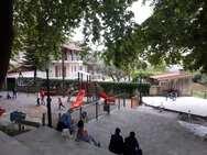 Πάτρα: Nέα παιδική χαρά στην πλατεία Λουκιάς στο Πετρωτό (φωτο)