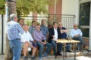 Κώστας Πελετίδης: 'Η υπογειοποίηση του τρένου δεν είναι ζήτημα μελετών, αλλά πολιτικής βούλησης' (φωτο)