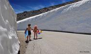 Η χιονισμένη Κρήτη και οι φωτογραφίες που έγιναν viral
