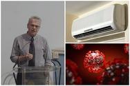 Κορωνοϊός - Ο καθηγητής, Χαράλαμπος Γώγος για τη χρήση των κλιματιστικών (video)