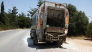 Δυτική Αχαΐα - Στο συνεργείο με βλάβη δύο από τα έξι απορριμματοφόρα του δήμου