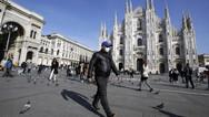 Κορωνοϊός - 242 νεκροί το τελευταίο 24ωρο στην Ιταλία