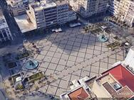 Πάτρα: Ο «πονοκέφαλος» για την αισθητική της πλατείας Γεωργίου, είναι οι πίδακες