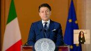 Ιταλία - Κόντε: «Ρίχνουμε 55 δισ. ευρώ για να περιορίσουμε τις συνέπειες της κρίσης»