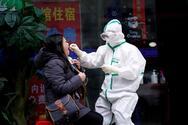 Κίνα - Κορωνοϊός: Μόλις πέντε τα νέα κρούσματα μόλυνσης
