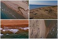 Παραλία Λουτρά Κυλλήνης - Μια ακτή 5 χιλιομέτρων με αμμόλοφους και ρηχά νερά (video)
