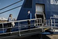 Άρση μέτρων - Το ερωτηματολόγιο που θα συμπληρώνουν οι επιβάτες πλοίων