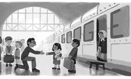 Nicholas Winton - Το Google τιμά με doodle το Βρετανό ανθρωπιστή