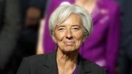 Λαγκάρντ: 'Η ΕΚΤ θα εξακολουθήσει να αγοράζει κρατικά ομόλογα'