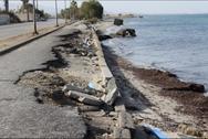 Δυτική Ελλάδα: Τεχνικά και γεωλογικά προβλήματα της παράκτιας διάβρωσης