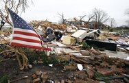 ΗΠΑ: Τεράστιες καταστροφές από την κακοκαιρία στο Μίσιγκαν