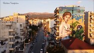 Οι ομορφότερες τοιχογραφίες της Πάτρας σε ένα βίντεο!