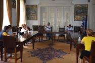 Κώστας Πελετίδης - Συναντήθηκε με τους κατοίκους των εργατικών κατοικιών Αγίου Νεκταρίου