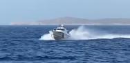 Τούρκοι παρενοχλούν Έλληνες ψαράδες στις Οινούσσες
