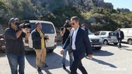 Στα Χανιά ο Πρωθυπουργός - Συγκίνηση στο μνημόσυνο του Κωνσταντίνου Μητσοτάκη