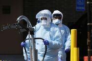 Τα ειδικά Κέντρα Ελέγχου των ΗΠΑ αναφέρουν 1,5 εκατ. κρούσματα και πάνω από 95.000 θανάτους από Covid-19