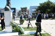Πάτρα: Ο Κώστας Πελετίδης έδωσε το παρών στην εκδήλωση για την Γενοκτονία των Ποντίων