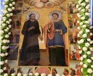 Οι Αρκάδες της Πάτρας τίμησαν τους Νεομάρτυρες Δημήτριο και Παύλο