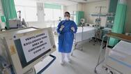 Στα όριά τους τα νοσοκομεία στην Χιλή