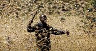 Ινδία: Σμήνη ακρίδων κατατρώνε τεράστιες εκτάσεις με καλλιέργειες (video)