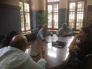 Ναύπακτος: Πραγματοποιήθηκε σύσκεψη στο Δημαρχείο για την ασθένεια των πλατάνων